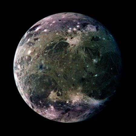 Satélite Ganímedes