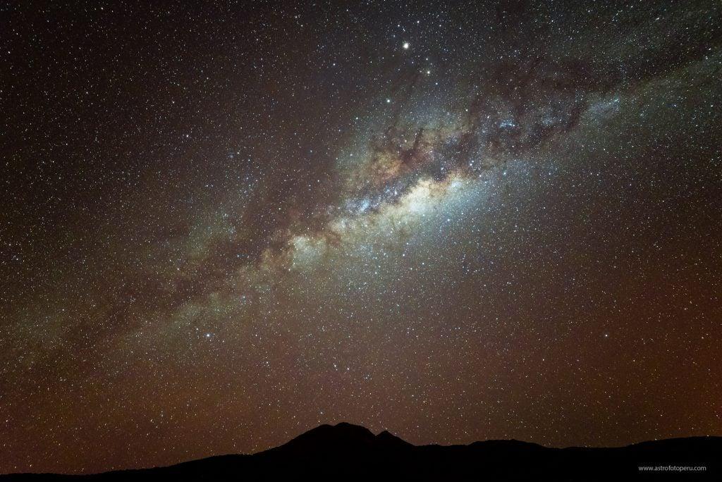 Vía Láctea - Atacama