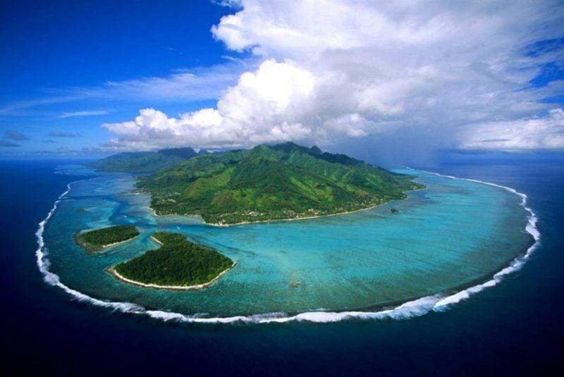 Isla Moorea (Polinesia Francesa)