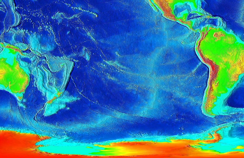 Dorsal del Pacífico Oriental