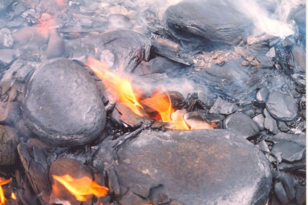 Las rocas bituminosas contienen alta cantidad de querógenos