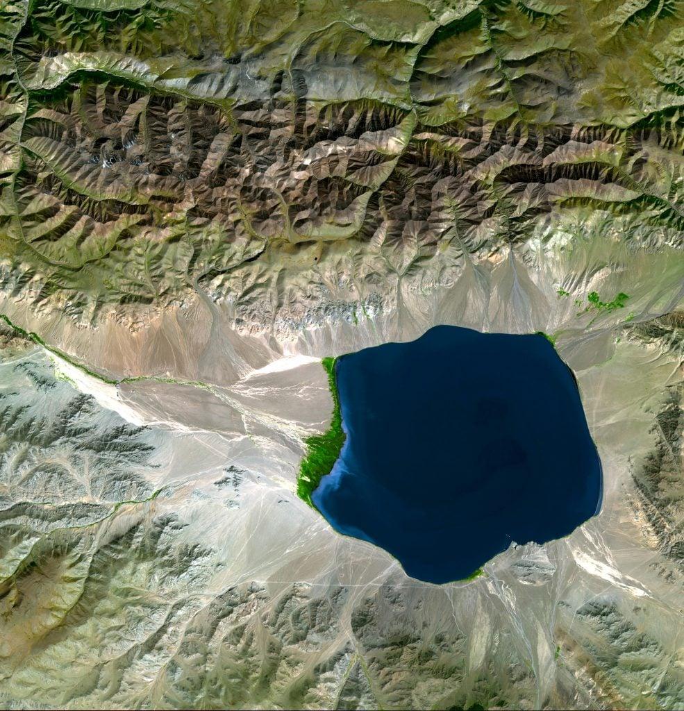 Cuenca endorreica del Lago Üüreg